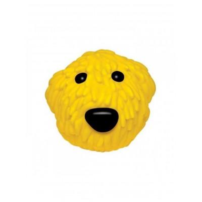 Petstages Игрушка для собак Желтая Собака