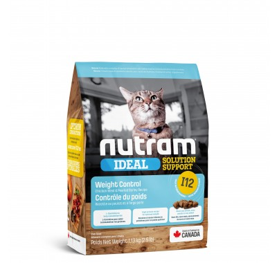 Nutram i12 Ideal Solution Support Weight Control 1,13 кг