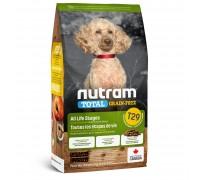 Nutram T29 Total Grain-Free с ягненком и овощами 20 кг
