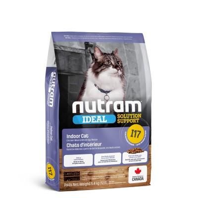 Nutram i17 Ideal Solution Support Indoor Cat 320 г