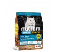 Nutram T24 Total Grain-Free с лососем и форелью 5, 4 кг