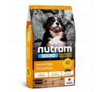 Nutram S3 Sound Balanced Wellness Large Breed Puppy 20 кг