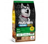 Nutram S9 Sound Balanced Wellness Lamb Adult Dog 11,4 кг