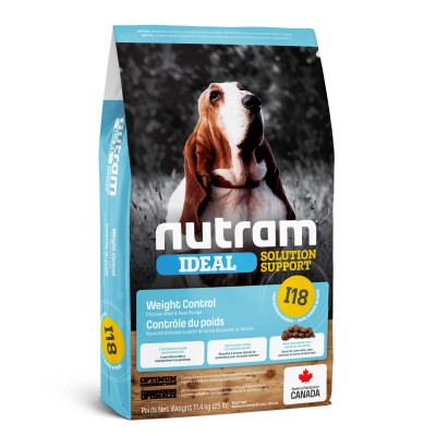 Nutram i18 Ideal Solution Support Weight Control 2 кг