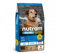 Nutram S6 Sound Balanced Wellness Adult Dog 2 кг
