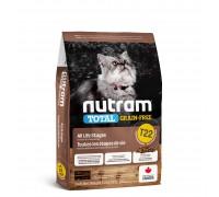 Nutram T22 Total Grain-Free с индейкой, курицей и уткой 1,13 кг