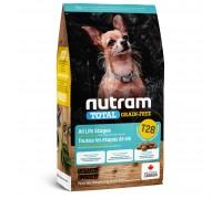 Nutram T28 Total Grain-Free с лососем и форелью 5,4 кг