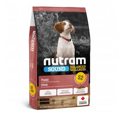 Nutram S2 Sound Balanced Wellness Puppy 320 г