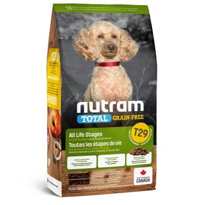 Nutram T29 Total Grain-Free с ягненком и овощами 2 кг