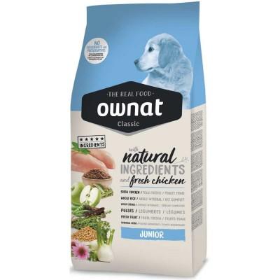 Ownat Classic Junior - корм Овнат с курицей для щенков