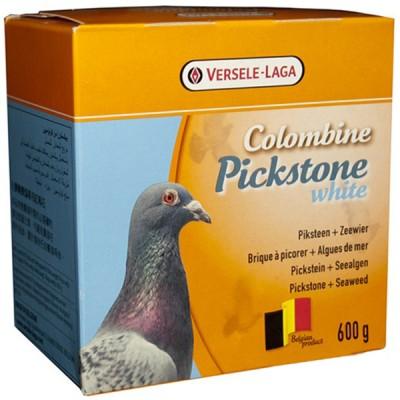 Versele-Laga Colombine Pickstone White минеральный камень для птиц 600 г