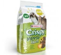 Versele-Laga Crispy Muesli Rabbits Cuni зерновая смесь корм для карликовых кроликов
