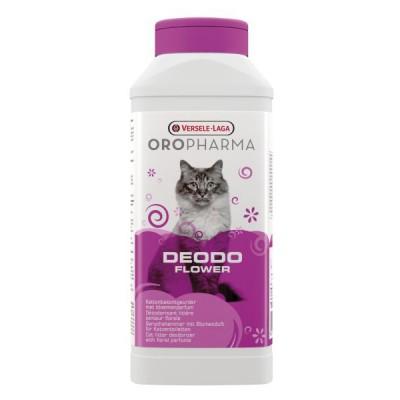 Versele-Laga Prestige Deodo Flower цветочный дезодорант для туалетов кошек 750 г