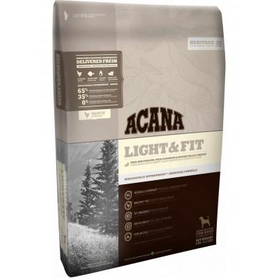 Acana Light & Fit 11,4 кг