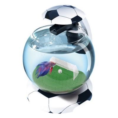 Tetra Аквариумный набор Cascade Globe Football 6.8 л для петушка и золотой рыбки