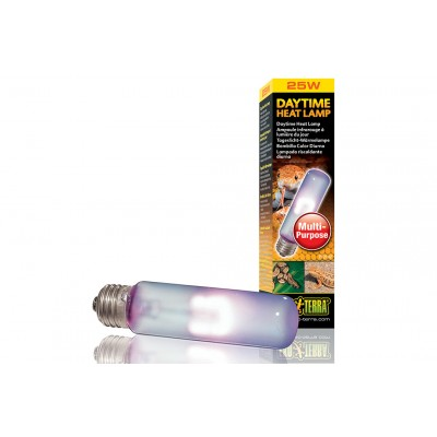 Exo-Terra Terra Daytime Heat Lamp Неодимовая лампа дневного света Т10/25W