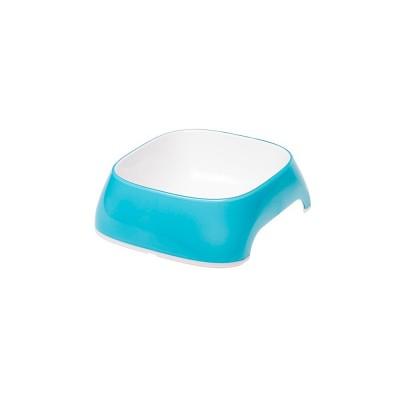 Ferplast GLAM Миска пластиковая для собак и кошек голубая