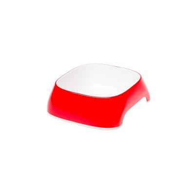 Ferplast GLAM Миска пластиковая для собак и кошек красная