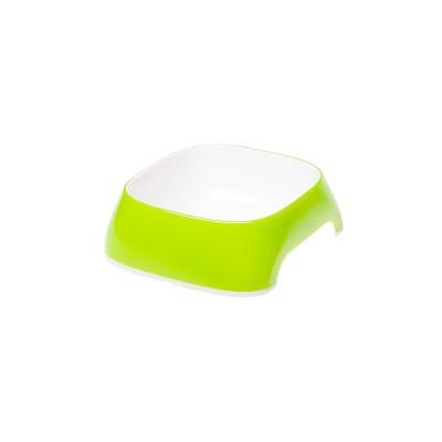 Ferplast GLAM Миска пластиковая для собак и кошек зеленая