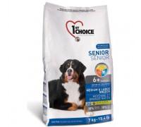 1st Choice Senior 6+ Medium & Large Breeds 14 кг
