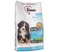 1st Choice Medium&Large Puppy Chicken 2,72 кг