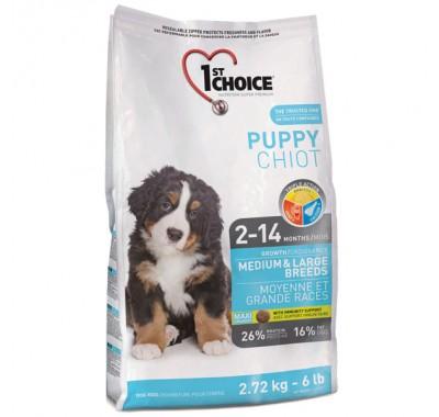 1st Choice Medium&Large Puppy Chicken 350 г