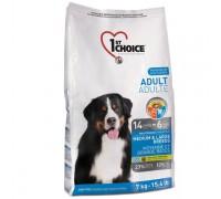 1st Choice Adult Medium & Large Breeds 15 кг