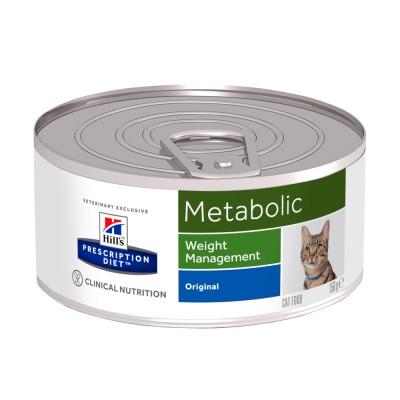 Hill's PD Canine Metabolic Влажный корм для котов 156г