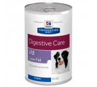 Hill's PD Canine I/D Low Fat Влажный корм для собак 360г