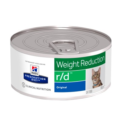 Hill's PD Canine R/D Влажный корм для котов 156г