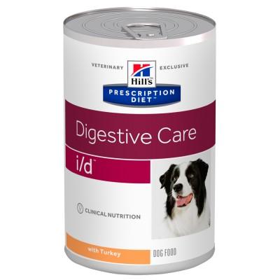 Hill's PD Canine I/D Влажный корм для собак с индейкой 360г