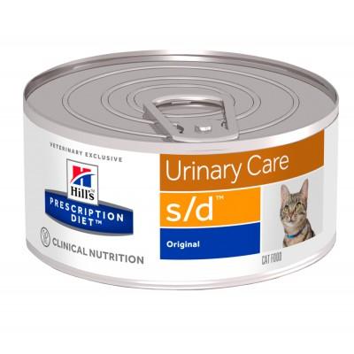 Hill's PD Canine S/D Влажный корм для котов 156г