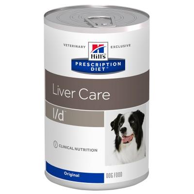 Hill's PD Canine L/D Влажный корм для собак 370г