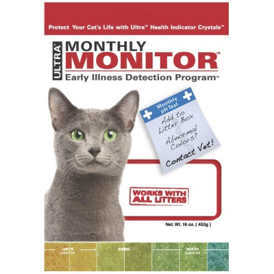 Litter Pearls MonthlyMonitor индикатор рН мочи котов 150 г