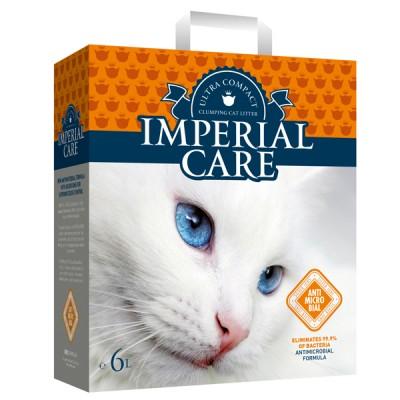 Imperial Care Silver Ions ультра-комкующийся наполнитель с ионами серебра