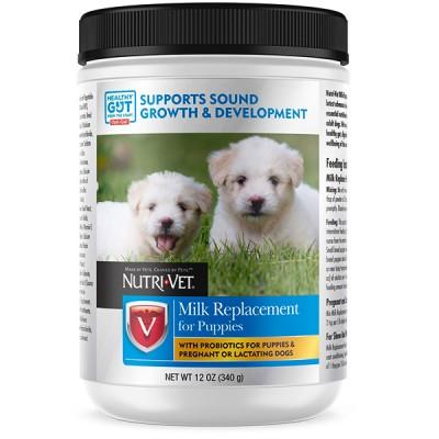 Nutri-Vet Puppy Milk НУТРИ-ВЕТ МОЛОКО ДЛЯ ЩЕНКОВ заменитель сучьего молока для щенков