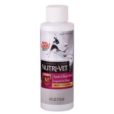 Nutri-Vet Anti-Diarrhea НУТРИ-ВЕТ АНТИ-ДИАРЕЯ противодиарейное средство для собак 118мл