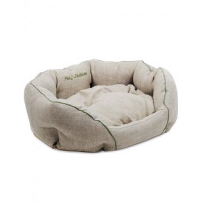 Pet fashion Лежак для собак Кантри лен