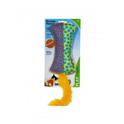 Petstages Игрушка для котов Хвостатая Подушка