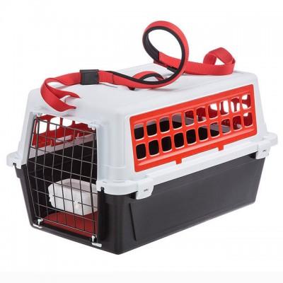 Ferplast ATLAS 10 TRENDY PLUS Переноскa для кошек и мелких собак с плечевым ремнем 48х32,5х29см