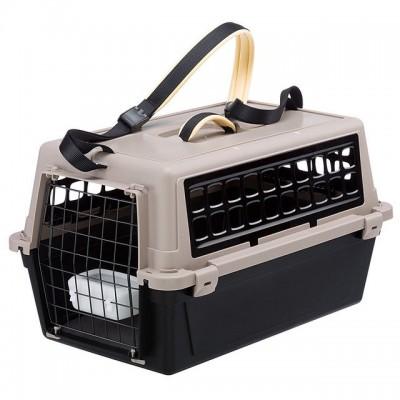 Ferplast ATLAS 20 TRENDY PLUS Переноскa для кошек и мелких собак с плечевым ремнем 58х37х32см