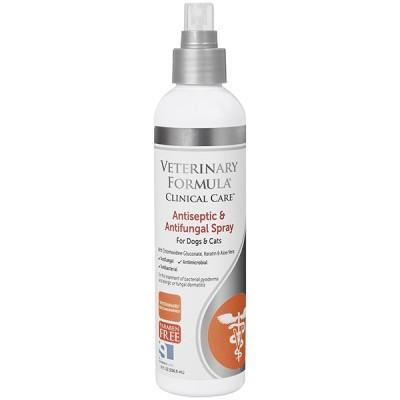 Veterinary Formula Antiseptic&Antifungal Spray Антисептический и противогрибковый спрей для собак и котов 236 мл