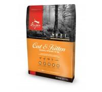 Orijen Cat and Kitten -сухой корм для кошек и котят 5,4 кг