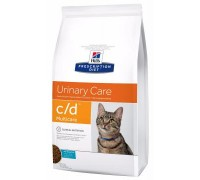 Hill's PD Feline C/D Multicare c океанической рыбой 5 кг