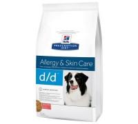 Hill's PD Canine D/D с лососем и рисом