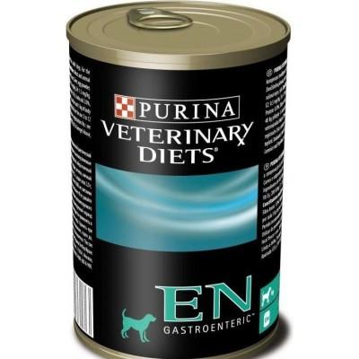 PVD Canine EN Нарушениях работы желудочно-кишечного тракта 400 г