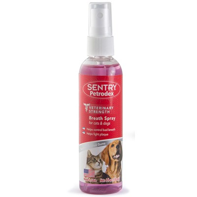 Sentry Petrodex Breath Spray 118 мл